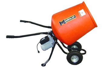 Concrete Mixer, 3 1/2 cu. ft.