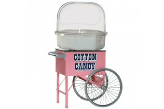 Machine, Cotton Candy