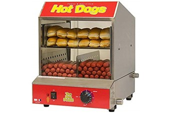 Machine, Hot Dog Steamer