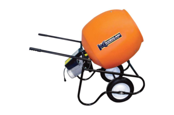 Concrete Mixer, 6 cu.ft.